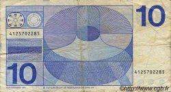 10 Gulden PAYS-BAS  1968 P.091b B+