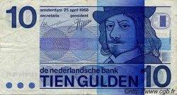 10 Gulden PAYS-BAS  1968 P.091b SUP