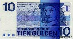 10 Gulden PAYS-BAS  1968 P.091b SPL