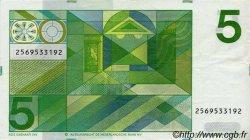 5 Gulden PAYS-BAS  1973 P.095 SUP