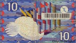 10 Gulden PAYS-BAS  1997 P.099 TB