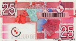 25 Gulden PAYS-BAS  1989 P.100 SUP+