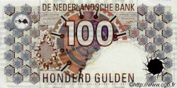 100 Gulden PAYS-BAS  1992 P.101 pr.NEUF