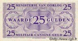 25 Gulden PAYS-BAS  1942 P.M3 NEUF