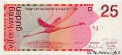 25 Gulden ANTILLES NÉERLANDAISES  1986 P.24a NEUF