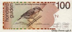 100 Gulden ANTILLES NÉERLANDAISES  1986 P.26a NEUF