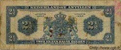 2,5 Gulden ANTILLES NÉERLANDAISES  1964 P.A01b B+