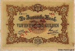 25 Gulden INDES NEERLANDAISES  1920 P.054s SUP+