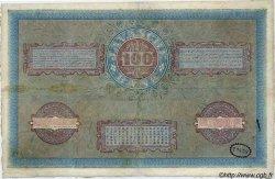 100 Gulden INDES NEERLANDAISES  1920 P.056a TTB