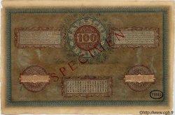 100 Gulden INDES NEERLANDAISES  1921 P.056s SPL