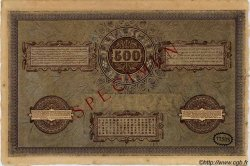 500 Gulden INDES NEERLANDAISES  1919 P.059s SPL