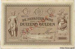 1000 Gulden INDES NEERLANDAISES  1912 P.060s TTB à SUP