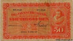 50 Gulden INDES NEERLANDAISES  1930 P.072 TB+