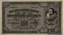 100 Gulden INDES NEERLANDAISES  1927 P.073 TTB