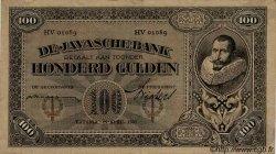 100 Gulden INDES NEERLANDAISES  1930 P.073 SUP
