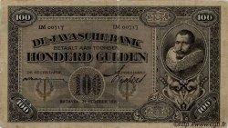 100 Gulden INDES NEERLANDAISES  1930 P.073 TB