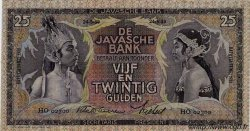 25 Gulden INDES NEERLANDAISES  1939 P.080 TTB à SUP