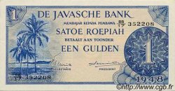 1 Gulden INDES NEERLANDAISES  1948 P.098 SPL