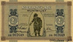 2,5 Gulden INDES NEERLANDAISES  1940 P.109 NEUF