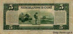 5 Gulden INDES NEERLANDAISES  1943 P.113a TTB