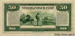 50 Gulden INDES NEERLANDAISES  1943 P.116a pr.SUP