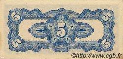 5 Cent INDES NEERLANDAISES  1942 P.120b TTB+