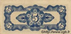 5 Cent INDES NEERLANDAISES  1942 P.120c NEUF