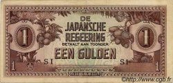 1 Gulden INDES NEERLANDAISES  1942 P.123c TTB+