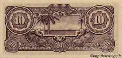 10 Gulden INDES NEERLANDAISES  1942 P.125c pr.NEUF