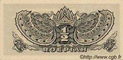 1/2 Roepiah INDES NEERLANDAISES  1944 P.128a NEUF
