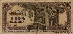10 Gulden INDES NEERLANDAISES  1944 PS.513 TB
