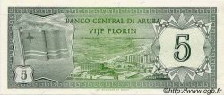 5 Florin ARUBA  1986 P.01 SPL