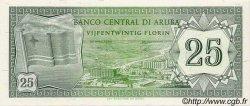 25 Florin ARUBA  1986 P.03 NEUF