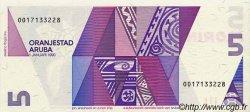5 Florin ARUBA  1990 P.06 NEUF