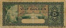 5 Gulden CURACAO  1930 P.15 TB à TTB