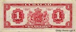 1 Gulden CURACAO  1942 P.35a TTB+