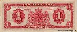 1 Gulden CURACAO  1942 P.35a SUP