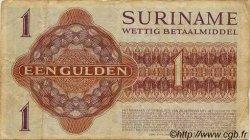 1 Gulden SURINAM  1949 P.019 TB+