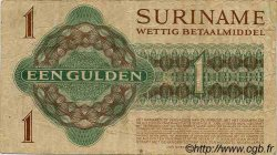 1 Gulden SURINAM  1951 P.019A TB+