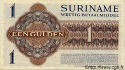 1 Gulden SURINAM  1954 P.020a pr.SPL