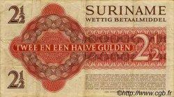 2,5 Gulden SURINAM  1955 P.022 TTB