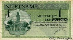 1 Gulden SURINAM  1965 P.023a TTB+
