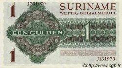 1 Gulden SURINAM  1974 P.023c NEUF