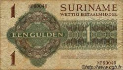 1 Gulden SURINAM  1979 P.023e TB
