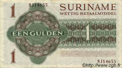 1 Gulden SURINAM  1979 P.023e TTB