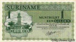 1 Gulden SURINAM  1984 P.116h pr.NEUF