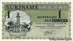 1 Gulden SURINAM  1986 P.023i NEUF