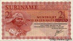 2,5 Gulden SURINAM  1967 P.117b SPL