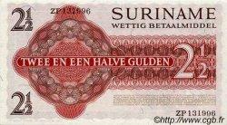 2,5 Gulden SURINAM  1967 P.117b NEUF