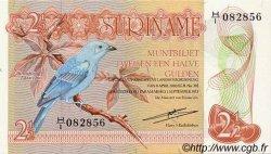 2,5 Gulden SURINAM  1973 P.024Aa NEUF